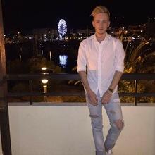Profil de l'étudiant Florian