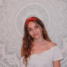 Profil de l'étudiant Laura