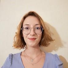 Profil de l'étudiant Chloé