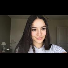 Profil de l'étudiant Camille